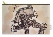 Star Wars At-st Carry-all Pouch