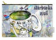 Starbucks Mug New York Carry-all Pouch