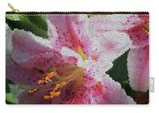 Stargazer Lily  Carry-all Pouch
