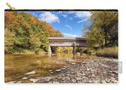 State Road Covered Bridge Carry-all Pouch
