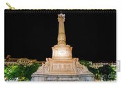 Statue Of Dom Pedro Iv Carry-all Pouch