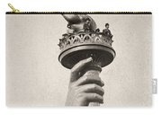 Statue Of Liberty, 1876 Carry-all Pouch
