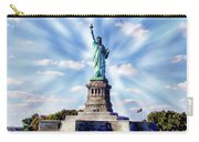 Statue Of Liberty Carry-all Pouch