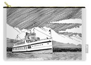 Steamship Virginia V Carry-all Pouch