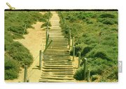 Steps To The Beach Carry-all Pouch