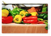 Still Life - Vegetables Carry-all Pouch