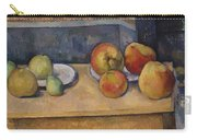 Still Life With Apples And Pears Carry-all Pouch