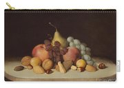 Still Life With Fruit And Nuts Carry-all Pouch