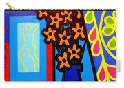 Still Life With Henri Matisse's Verve Carry-all Pouch