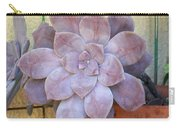 Stone Flower Carry-all Pouch