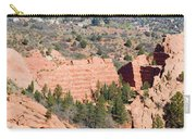 Stone Quarry At Red Rock Canyon Open Space Park Carry-all Pouch