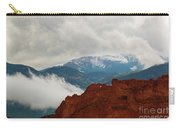 Storm Brewing At Garden Of The Gods Carry-all Pouch