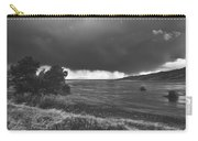 Storm Brewing Over The Mud Flats Carry-all Pouch