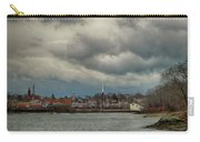 Storm Clouds Over The Bass River Carry-all Pouch