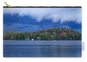 Storm Clouds Over The Lake Of Bays Carry-all Pouch