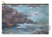 Stormy Sea Seascape Carry-all Pouch