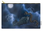 Stormy Weather Carry-all Pouch by Solomon Barroa