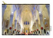 St.patricks Cathedral Restored Carry-all Pouch