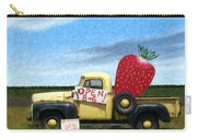 Strawberry Truck Carry-all Pouch