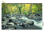 Stream In Cottonwood Canyon, Sedona Carry-all Pouch