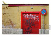 Street Art In Palma Majorca Spain Carry-all Pouch