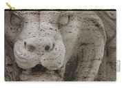 Strength And Courage Carry-all Pouch