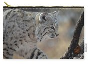 Strolling Bobcat Carry-all Pouch