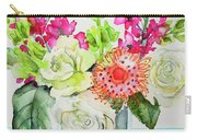 Studio Flowers Carry-all Pouch