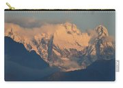 Stunning Countryside Of Northern Italy With The Alps  Carry-all Pouch