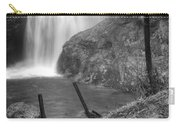 Sum Waterfall In Vintgar Gorge Carry-all Pouch
