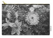 Summer Magic, Floral Bouquet Carry-all Pouch