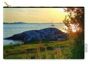 Summer Sunset View Carry-all Pouch