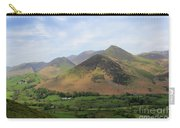 Summer, The Newlands Valley, Lake District National Park Carry-all Pouch