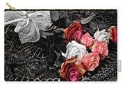 Sundial Bouquet Carry-all Pouch