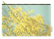 Sunny Blooms 3 Carry-all Pouch