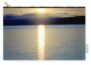 Sunrise 6 8 17 Malletts Bay Carry-all Pouch