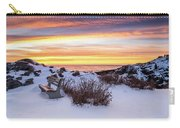 Sunrise At Marginal Way Carry-all Pouch