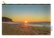 Sunrise Beach Seascape Carry-all Pouch
