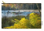 Sunrise In The Swamp Carry-all Pouch
