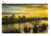 Sunrise On The Payette River Carry-all Pouch