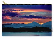 Sunrise Over Uruguay Carry-all Pouch
