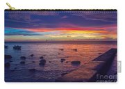 Sunset At Mauritius Carry-all Pouch