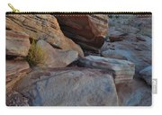 Sunset Comes To Valley Of Fire Carry-all Pouch