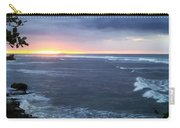Sunset In Aguadillia Puerto Rico  Carry-all Pouch