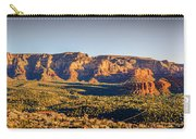 Sunset In Sedona Carry-all Pouch