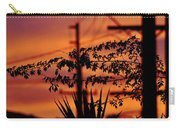Sunset Sihouettes Carry-all Pouch