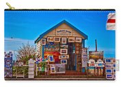 Sunset Time At Brighton Carry-all Pouch