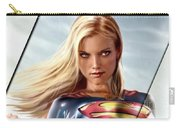 Supergirl Collection Carry-all Pouch