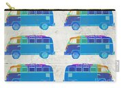 Surfer Vans  Carry-all Pouch