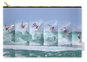 Surfing Sequence Carry-all Pouch